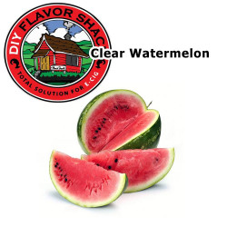 Clear Watermelon DIY Flavor Shack