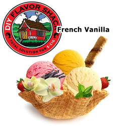 French Vanilla DIY Flavor Shack