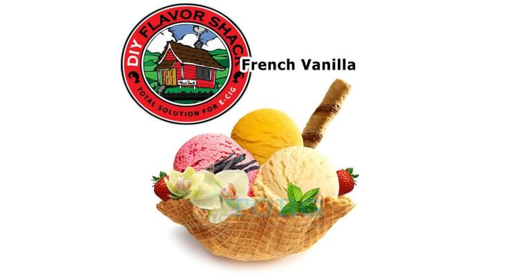 Ароматизатор DIY Flavor Shack French Vanilla
