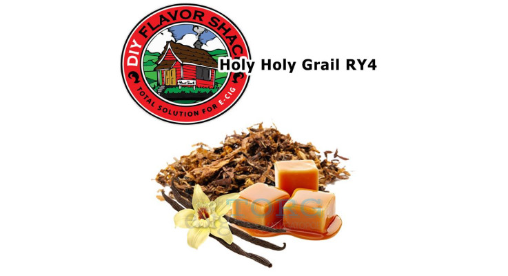 Ароматизатор DIY Flavor Shack Holy Holy Grail RY4
