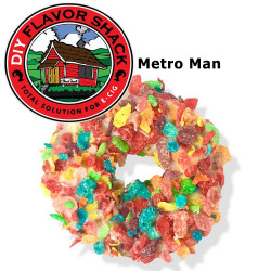 Metro Man DIY Flavor Shack