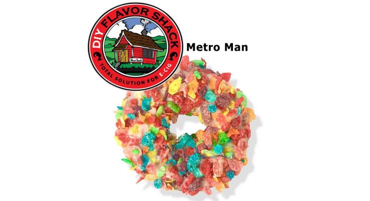 Ароматизатор DIY Flavor Shack Metro Man