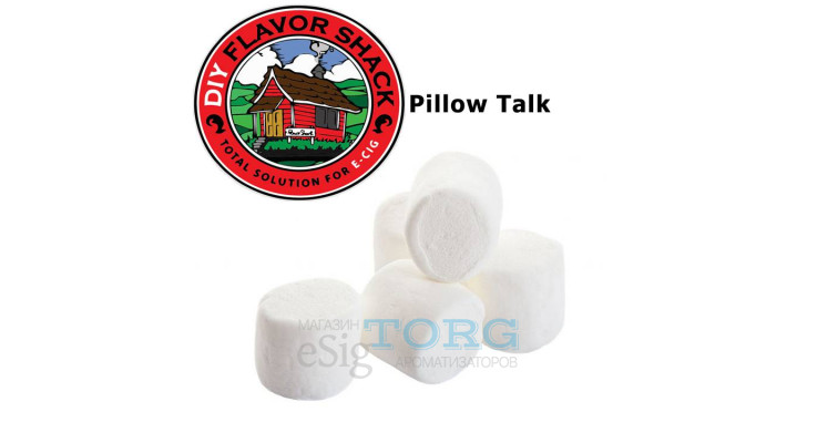 Ароматизатор DIY Flavor Shack Pillow Talk