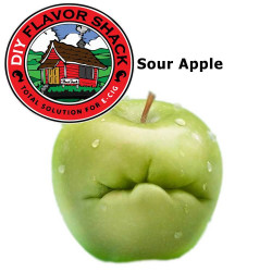 Sour Apple DIY Flavor Shack