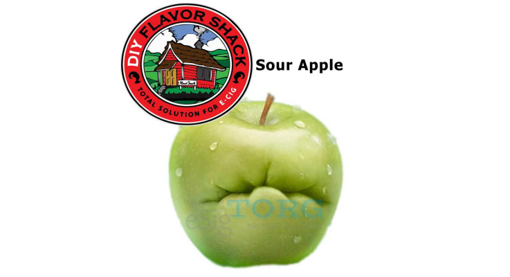 Ароматизатор DIY Flavor Shack Sour Apple