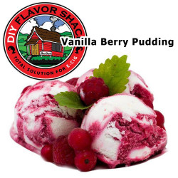 Vanilla Berry Pudding DIY Flavor Shack