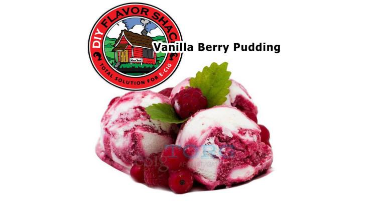 Ароматизатор DIY Flavor Shack Vanilla Berry Pudding