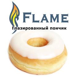 Глазированный пончик Flame