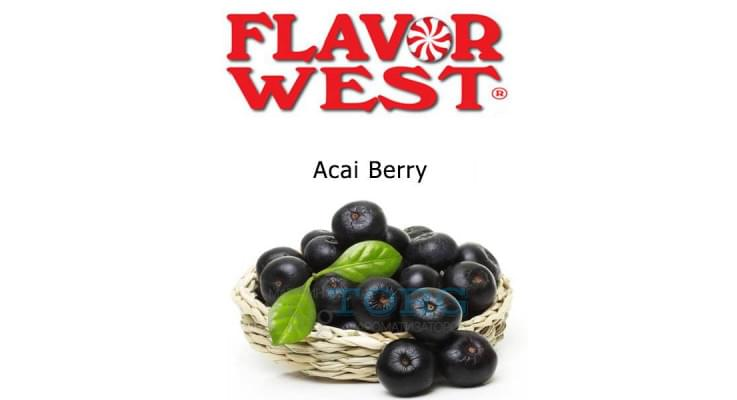 Ароматизатор Flavor West Acai Berry