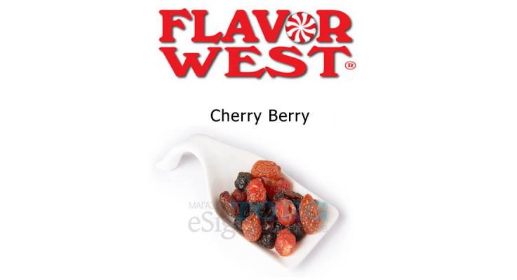 Ароматизатор Flavor West Cherry Berry
