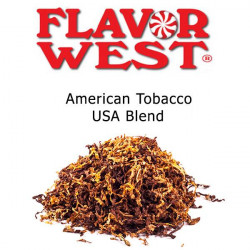 American Tobacco USA Blend Flavor West