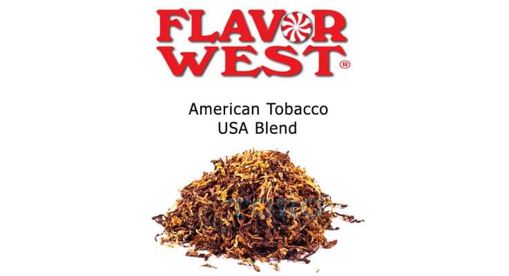Ароматизатор Flavor West American Tobacco USA Blend