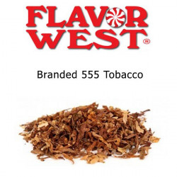 Branded 555 Tobacco Flavor West