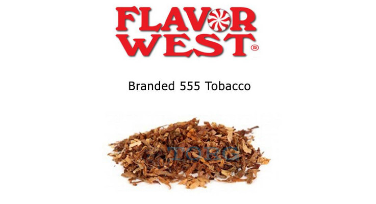 Ароматизатор Flavor West Branded 555 Tobacco