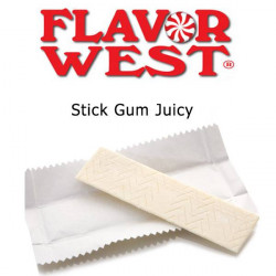 Stick Gum (Juicy) Flavor West