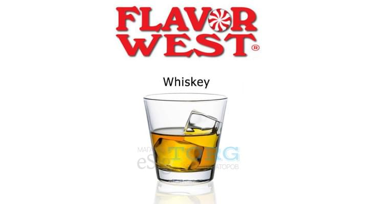 Ароматизатор Flavor West Whiskey