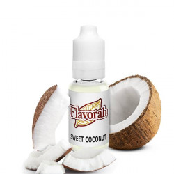 Sweet Coconut Flavorah