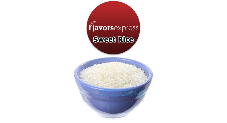 Ароматизатор Flavors Express Sweet Rice