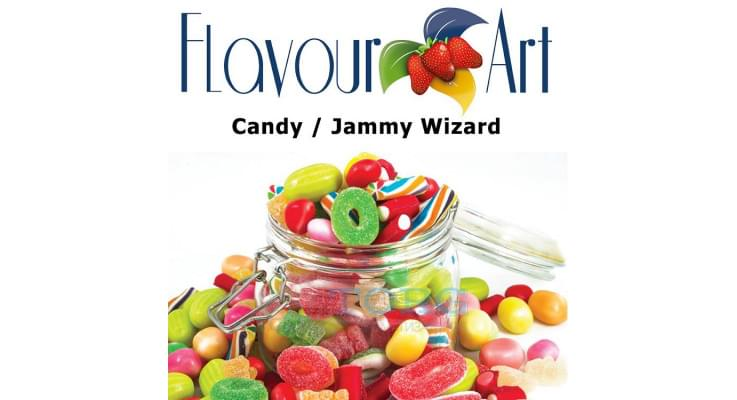 Ароматизатор FlavourArt Candy / Jammy Wizard