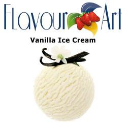 Vanilla Ice Cream FlavourArt