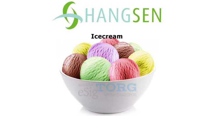 Ароматизатор Hangsen Icecream