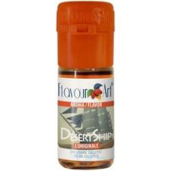 Desert Ship FlavourArt
