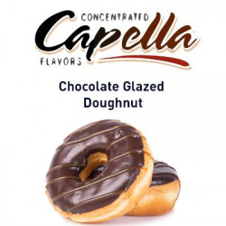 Chocolate Glazed Doughnut Capella