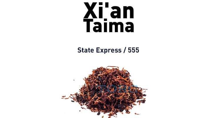 Ароматизатор Xi'an Taima State Express/555