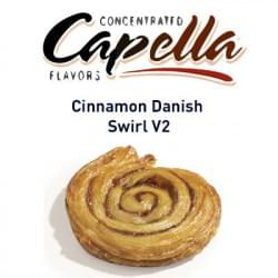 Cinnamon Danish Swirl V2 Capella