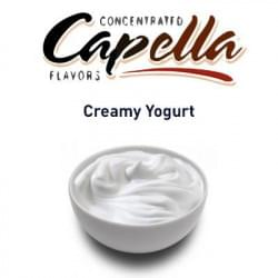 Creamy Yogurt Capella