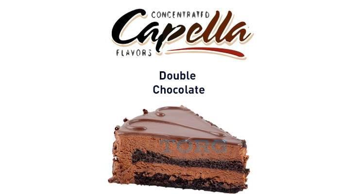 Ароматизатор Capella Double Chocolate