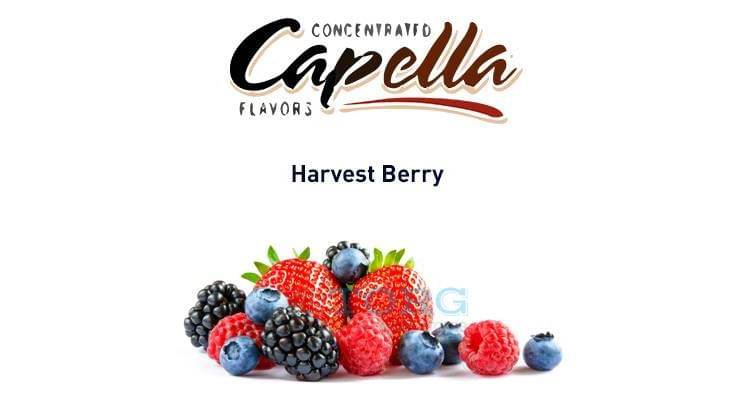 Ароматизатор Capella Harvest Berry