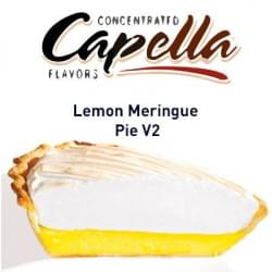 Lemon Meringue Pie V2 Capella