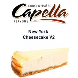 New York Cheesecake V2 Capella