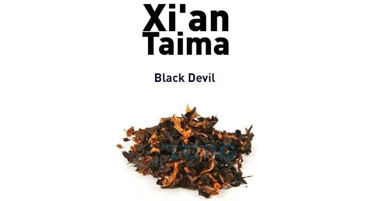 Ароматизатор Xi'an Taima Black Devil