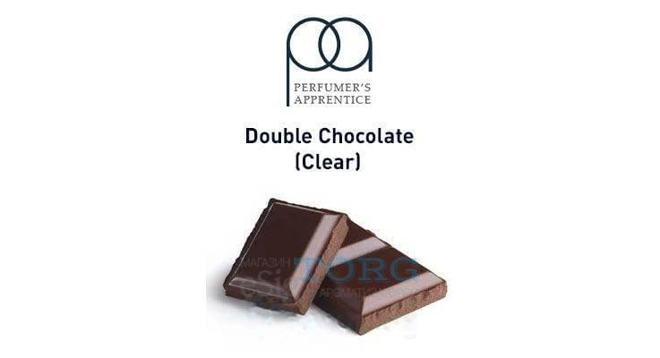 Ароматизатор TPA Double Chocolate (Clear)