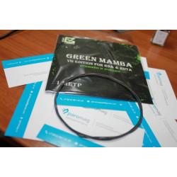 Фехраль 0,5 х Nicr 0.1х2 Green Mamba