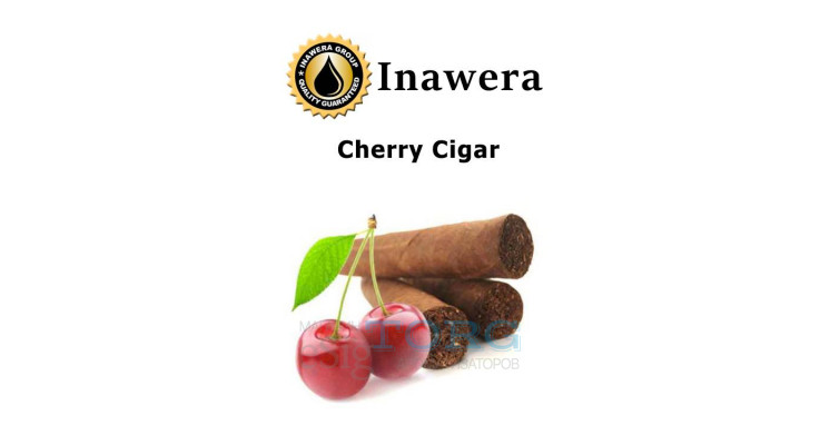 Ароматизатор Inawera Cherry Cigar