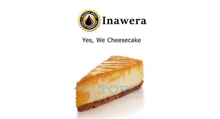 Ароматизатор Inawera Yes, We Cheesecake
