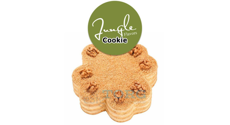 Ароматизатор Jungle Flavors Cookie