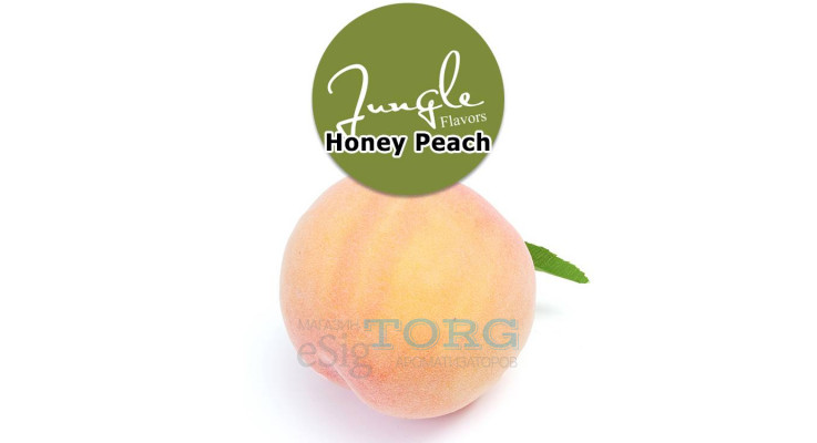 Ароматизатор Jungle Flavors Honey Peach