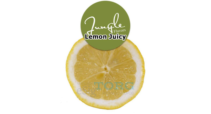 Ароматизатор Jungle Flavors Lemon Juicy