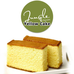Yellow Cake Jungle Flavors