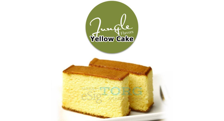 Ароматизатор Jungle Flavors Yellow Cake