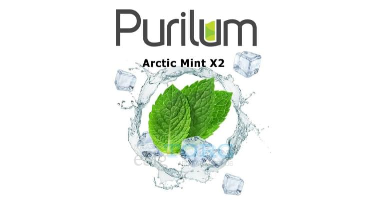 Ароматизатор Purilum Arctic Mint X2