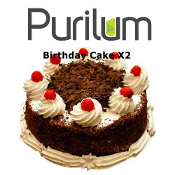 Birthday Cake X2 Purilum