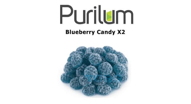 Ароматизатор Purilum Blueberry Candy X2