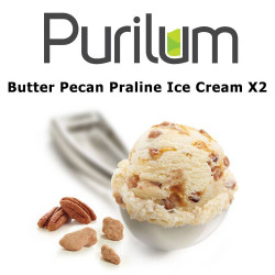 Butter Pecan Praline Ice Cream X2 Purilum