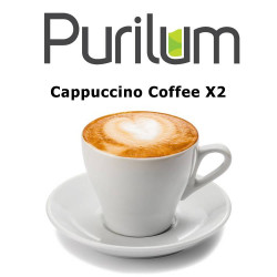 Cappuccino Coffee X2 Purilum