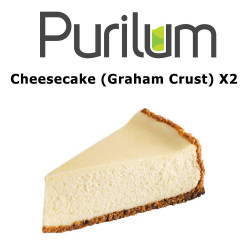 Cheesecake  Graham Crust  X2 Purilum